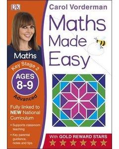 Maths Made Easy Ages 8-9 Key Stage 2 Advanced-qatar