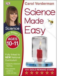 Science Made Easy Ages 10-11 Key Stage 2-qatar