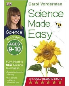 Science Made Easy Ages 9-10 Key Stage 2-qatar