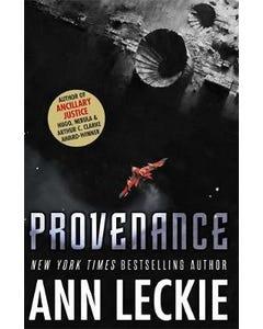 Provenance: A new novel set in the world of the Hugo, Nebula and Arthur C. Clarke Award-Winning AN