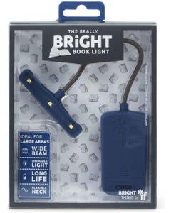IF Book Light - Really Bright Book Light - Blue