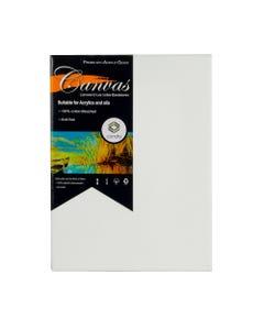 Stretched Canvas SB Cotton 380g 18x24cm