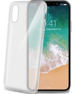 Celly GELSKIN TPU Cover for iPhone X / XS