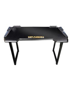 Gaming Desk- Black-qatar
