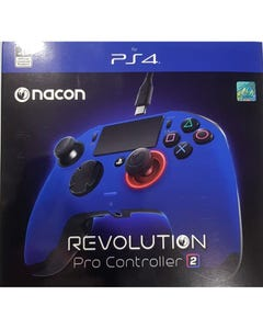 PS4 REVOLUTION PRO CONTROLLER 2 BLUE-qatar