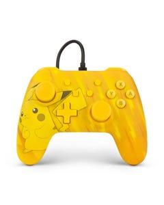 PowerA Pokémon Wired Controller for Nintendo Switch - Pikachu Static-qatar