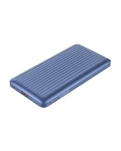 EVEREADY PB 10000mAh Lithium-polymer 5V 2.0A/2.0A  W1023 BLUE-qatar