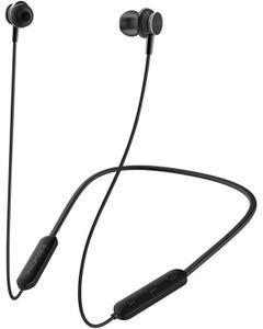 Promate High Performance Dynamic Neckband Wireless Earphones - Black