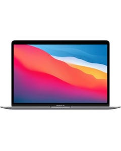 Apple MacBook Air 13.3 inch / Apple M1 chip with 8-core CPU and 7-core GPU / 8GB RAM / 256GB SSD/ English - Space Grey