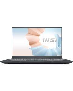 MSI Modern 14 B11SB Business Laptop (i7-1165G7/MX450, GDDR5 2GB/16GB RAM/512GB SSD/14in FHD 60Hz) - Black