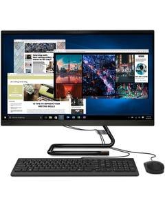Lenovo Idea Centre All in One 3 27IMB05 Computer - Core i5-10400T/8GB RAM/512GB SSD/Radeon 625 2GB Graphics/27in FHD - Black