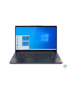 Lenovo Ideapad Yoga Slim 7 14ITL05 Laptop - i7-1165G7/16GB RAM/1TB SSD/Intel Iris Xe/14inch FHD/MS Office - Grey