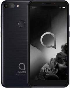 Alcatel 1S 64GB Metallic Black-qatar