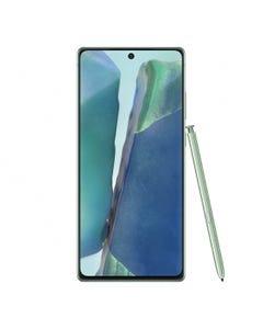 Galaxy Note 20 5G 256GB Mystic Green-qatar