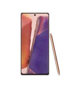 Galaxy Note 20 5G 256GB Mystic Bronze-qatar
