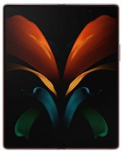 SAMSUNG GALAXY Z FOLD2 5G 256GB/12GB - MYSTIC BRONZE
