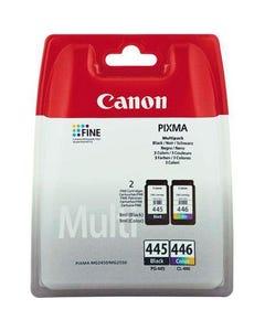 Canon PG-445/CL-446 BK/C/M/Y Ink Cartridge Multipack