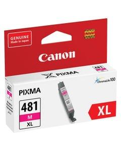 Canon CLI-481XL High Yield Magenta Ink Cartridge