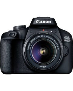 Canon EOS 4000D 18-55 EF/EF-S DCIII-qatar