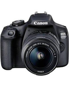 Canon EOS 2000D 18-55 EF/EF-S  IS II-qatar