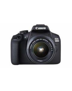 Canon EOS 2000D 18-55 + 75-300 EF/EF-S  DCIII-qatar