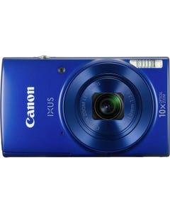 CANON IXUS 190 Blue (20.0 MP/10X IS/Wide-Angle) HD WiFi NFC-qatar