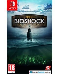 Bioshock The Collection PEGI-qatar