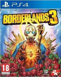 Borderlands 3 Regular Edition GOLDEN KEYS PEGI INT- PS4-qatar