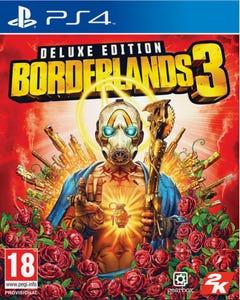 Borderlands 3 Deluxe Edition PEGI INT-qatar
