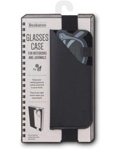 Glasses Case - Black - Bookaroo