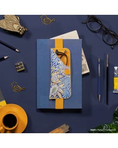 Glasses Case - Colorful - V&A Bookaroo - Sundour Pheasant