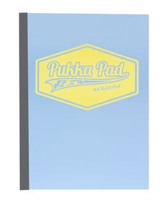 Pastel A4 400 Refill Pad  400 pages Blue Color Pukka Pad