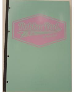 Pastel A4 400 Refill Pad  400 pages Teal Color Pukka Pad