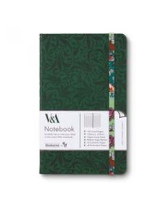 Notebook JOURNAL A5 - Colorful - V&A Bookaroo - Sundour Pheasant