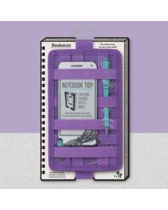 Notebook Tidy - Purple - Bookaroo
