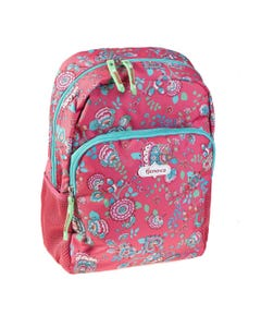 "Busquets Backpack One Side, 15.5in, Padded base, FLAMENCO "" Dim 29,0 x 40,0 x 12,0 cm """