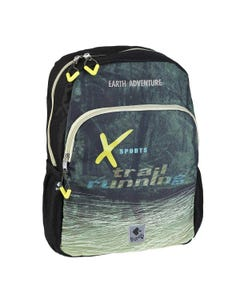 """Busquets Backpack One Side, 15.5in, Padded base, XSPORTS """" Dim 29,0 x 40,0 x 12,0 cm """""""