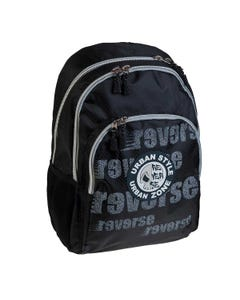 """Busquets Backpack Double Side, 17.5in, Padded base, REVERSE """" Dim 30,0 x 45,0 x 15,0 cm """""""