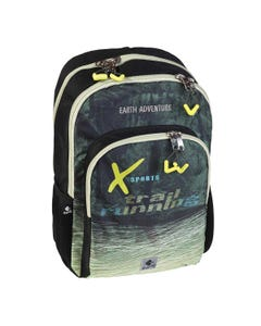 """Busquets Backpack Double Side, 17.5in, Padded base, XSPORTS """" Dim 30,0 x 45,0 x 15,0 cm """""""