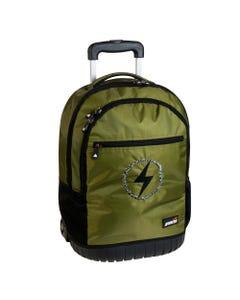 """Backpack Trolley Double 17.5 inch REVERSE """" Dim 30,0 x 45,0 x 20,0 cm """"-qatar"""