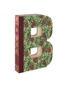 Notebook Shaped letter B - Alphabooks
