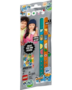 Lego Adventure Bracelets