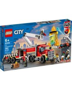 Lego Fire Command Unit