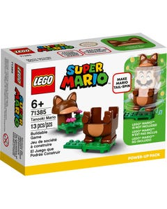 Lego Super Mario Power Up Pack Tanooki