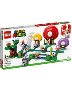 Lego Toad's Treasure Hunt Expansion Set