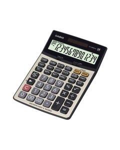 Calculator Desktop 14 Digits Casio DJ-240D Plus Silver-qatar