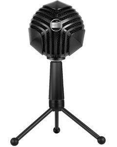 Vertux Sphere - High Sensitivity Professional Digital Recording Microphone - Black