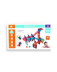 Magnetic DIY Building Block Set - 52 Pcs