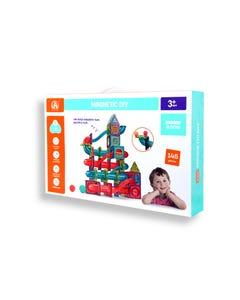 Magnetic DIY Building Block Set 1 - 145pcs