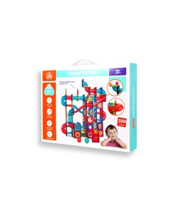 Magnetic DIY Building Block Set - 199 pcs